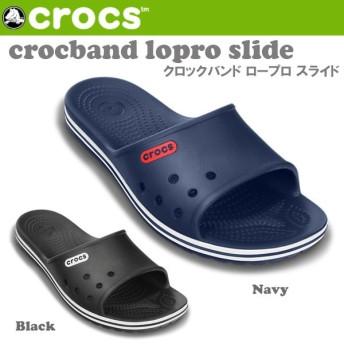CROCS クロックス サンダル crocband lopro slide crs16-015 15692