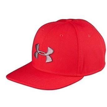 (セール)UNDER ARMOUR(アンダーアーマー)スポーツアクセサリー 帽子 18S UA HUDDLE SNAPBACK 1293407 5RP メンズ ONESIZE PEC/FCL