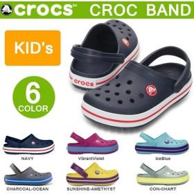 CROCS クロックス KIDS CROCBAND サンダル crs-002