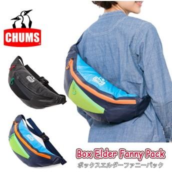 chums チャムス Box Elder Fanny Pack CH60-2131