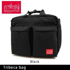 正規品 マンハッタンポーテージ Manhattan Portage 3ウェイバッグ Tribeca bag Black MP1446ZH
