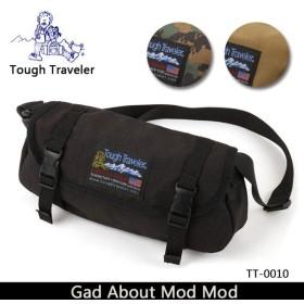 Tough Traveler タフトラベラー ショルダーバッグ Gad About Mod Mod TT-0010 【カバン】【メール便・代引不可】