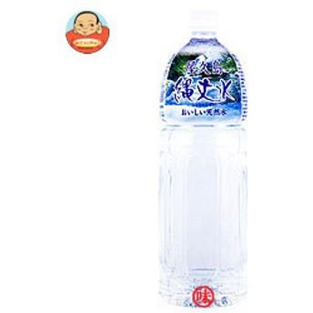 南日本酪農協同 屋久島縄文水 1.5Lペットボトル×8本入