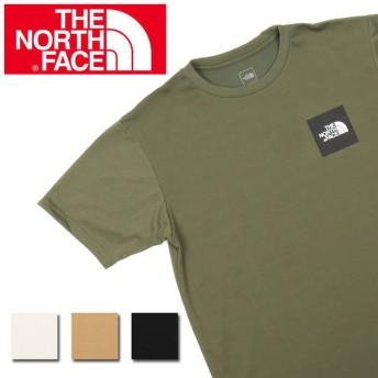 THE NORTH FACE ノースフェイス スクエアロゴティー メンズ NT31810