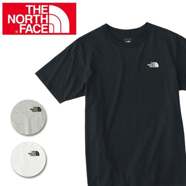 THE NORTH FACE ノースフェイス Tシャツ ショートスリーブヌプシコットンティー メンズ NT31833