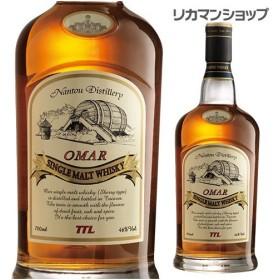 ウイスキー オマー バーボンカスク 700ml 台湾 南投蒸溜所 ウィスキー whisky