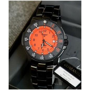 ポイント最大26倍 トレーサー TRASER ミリタリー オレンジ 腕時計 P6504.330.54.09