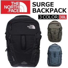 THE NORTH FACE ザ ノースフェイス SURGE/サージ リュックサック/バックパック/SURGE 30L A3