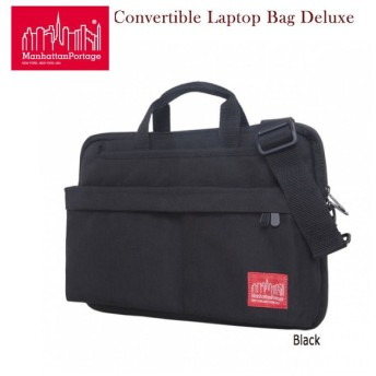 正規品 マンハッタンポーテージ Manhattan Portage ショルダーバッグ Convertible Laptop Bag Deluxe MP1731