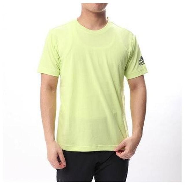 アディダス adidas メンズ 半袖機能Tシャツ climachill2.0エアーフローTシャツ CE0821