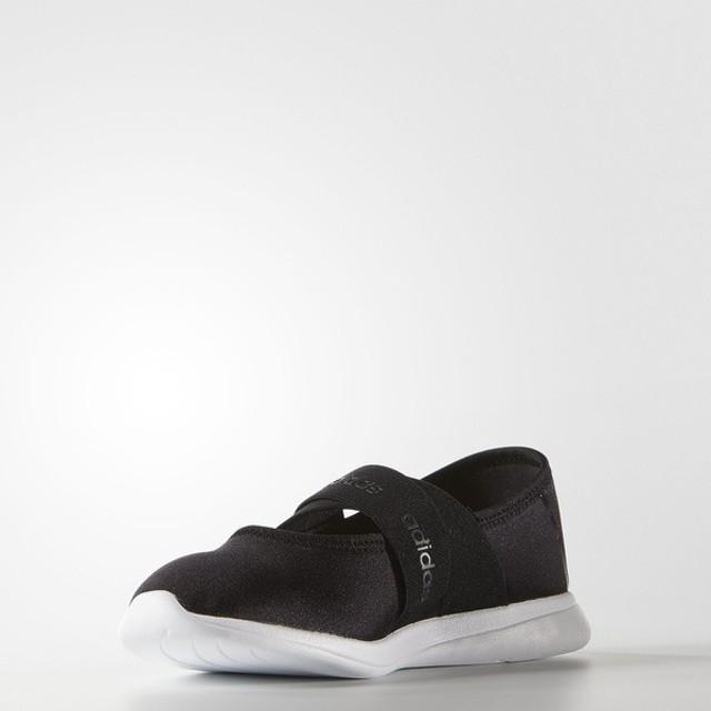 (セール)adidas(アディダス)シューズ カジュアル CLOUDFOAM PUREMJ GKM70 F99584 レディース コアブラック/DGH ソリッドグレー/ショ...
