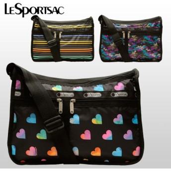 レスポートサック ショルダーバッグ 斜めがけ LeSportsac Deluxe Everyday Bag 7507
