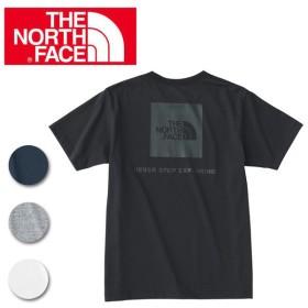 THE NORTH FACE ノースフェイス S/S Square Logo Tee ショートスリーブスクエアロゴティー NT31850 【ティーシャツ/メンズ/日本正規品】【メール便・代引不可】