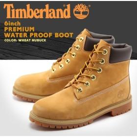 ティンバーランド 靴 ブーツ レディース TIMBERLAND ジュニア 6インチ プレミアムブーツ キッズ