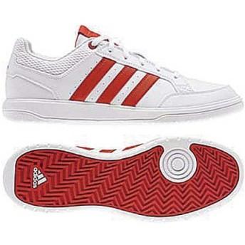 adidas(アディダス)シューズ カジュアル オラクル VI スター D66021 WHT/RED ユニセックス WHITE/RED