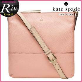 ケイトスペード kate spade ショルダーバッグ 斜めがけ ピンク wkru1769