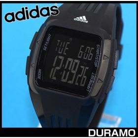 adidas アディダス DURAMO MID デュラモ ミッド Performance パフォーマンス デジタル 黒 メンズ レディース 腕時計 ブラック ADP6094 海外モデル