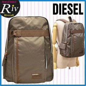 ディーゼル DIESEL バッグ リュックサック バックパック メンズ X02141 キャッシュレスで6%還元