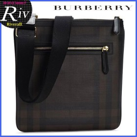 [厳選]バーバリー BURBERRY バッグ ショルダーバッグ メンズ 斜めがけ BECKLEY 3996223