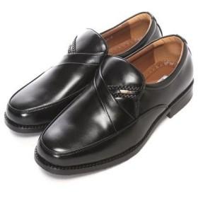 ジェンテール GENTEEL ビジネスシューズ 8601 ブラック 0034 (ブラック) ミフト mift