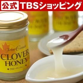 カナダ産クローバークリーミー蜂蜜/220g×4瓶 計880g はちみつ ハチミツ 00837540011709281982【TBSショッピング】