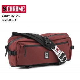 CHROME クローム メッセンジャーバッグ KADET Nylon  Brick Black/BG196 【カバン】カデット/日本正規品