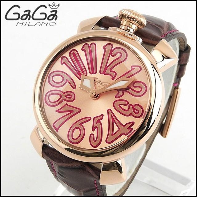 new style fc617 dd0df GAGA MILANO ガガミラノ MANUALE 40MM マヌアーレ 5021-8 5021.8 ...