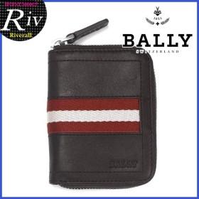 a3ee6a934bc0 BALLY バリー TIVY LT 17 レザー コインケース 小銭入れ カードケース ...