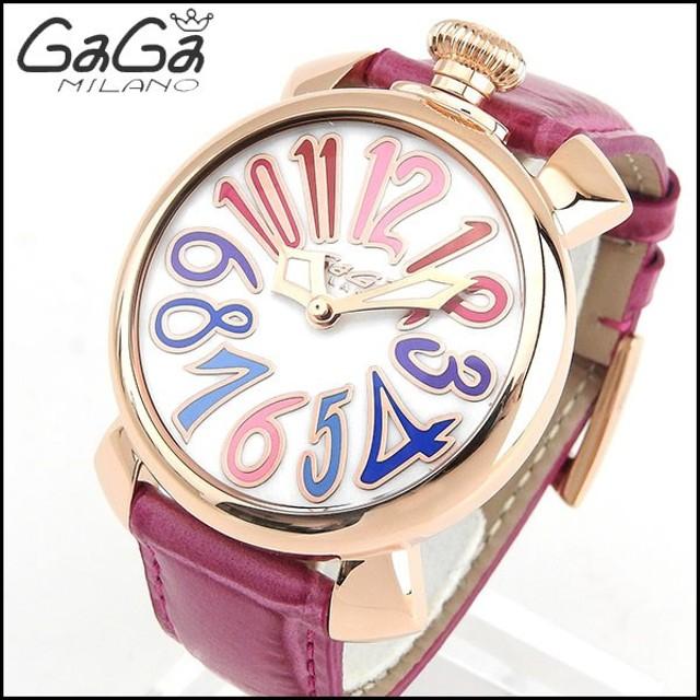 official photos 0c36d 112e5 GAGA MILANO ガガミラノレディース 腕時計 ラグジュアリー ...
