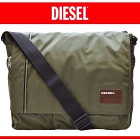 ポイントキャンペーン中 ディーゼル DIESEL バッグ メンズ ショルダーバッグ 斜めがけ メッセンジャーバッグ X02140