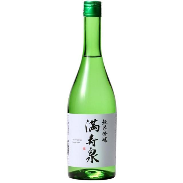 【富山の地酒】満寿泉 純米吟醸 720ml 1本/ご注文は1ケース(12本)まで1個口配送可能です