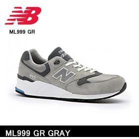 ニューバランス new balance  スニーカー  ML999 GR GRAY メンズ レディース 日本正規品 【靴】