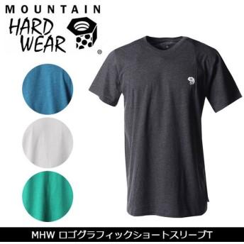 MOUNTAIN HARDWEAR / マウンテンハードウェア MHW ロゴグラフィックショートスリーブT MHW Logo Graphic Short Sleeve T OM7020【メール便・代引不可】