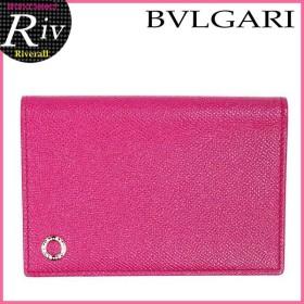 [厳選]ブルガリ BVLGARI カードケース パスケース 名刺入れ 定期入れ 280670