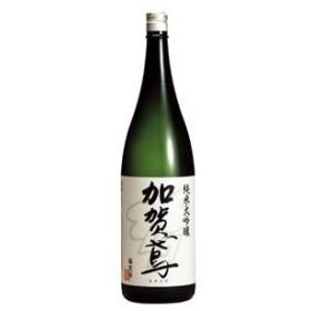 <加賀鳶>純米大吟醸 1.8L 1本【ご注文は1ケース(6本)まで同梱可能です】