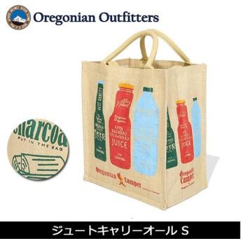 Oregonian Outfitters オレゴニアン アウトフィッターズ トートバッグ ジュートキャリーオール S OCB-702 【雑貨】
