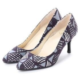 エヌティ NT(NUMBER TWENTY-ONE) 婦人靴 (BLACK)