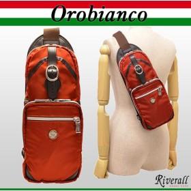 ポイント10% オロビアンコ OROBIANCO バッグ ショルダーバッグ スリングバッグ ボディバッグ アンニバーレ annibale