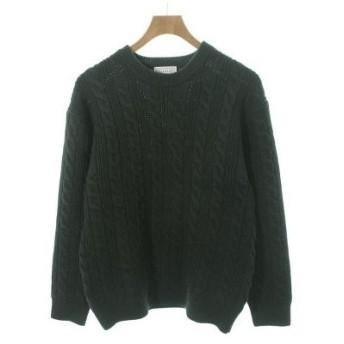 green label relaxing / グリーンレーベルリラクシング ニット・セーター メンズ