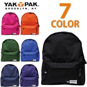 YAKPAK ヤックパック DAY PACK リュック リュックサック バックパック デイパック バッグ レディース メンズ YP0001