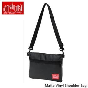 Manhattan Portage マンハッタン ポーテージ Matte Vinyl Harlem Bag XS ユニセックス MP1084MVL