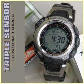 プロトレック PRO TREK PROTREK カシオ CASIO ソーラー PRG-110-1 ウレタン メンズ 腕時計 プロトレック