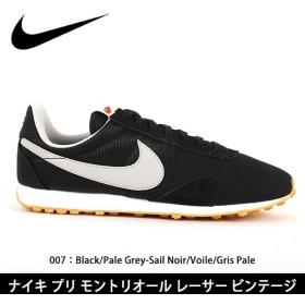 NIKE/ナイキ スニーカー ナイキ プリ モントリオール レーサー ビンテージ 828436zzz 【靴】レディース