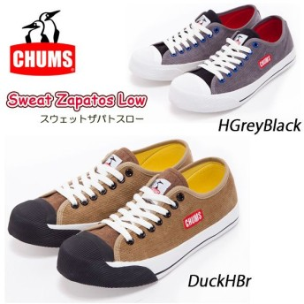 chums チャムス スニーカー Sweat Zapatos Low ch63-0028