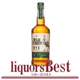 ワイルドターキー ライ(40.1度)  700ml_あすつく対応 洋酒 ウィスキー バーボン アメリカン