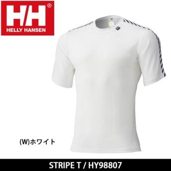 【お取り寄せ】 ヘリーハンセン HELLYHANSEN トップス STRIPE T HY98807 【服】メンズ