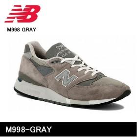 ニューバランス new balance M998-GRAY M998 GRAY メンズ 【靴】 スニーカー