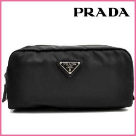 プラダ PRADA ポーチ コスメポーチ 1N0350 アウトレット レディース キャッシュレスで全品6%還元