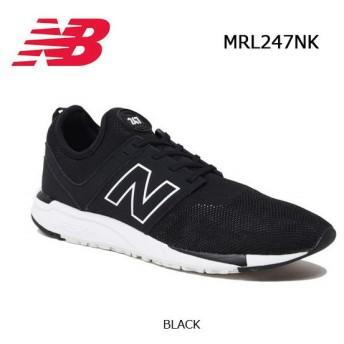 ニューバランス new balance スニーカー MRL247NK BLACK 【靴】メンズ レディース 日本正規品