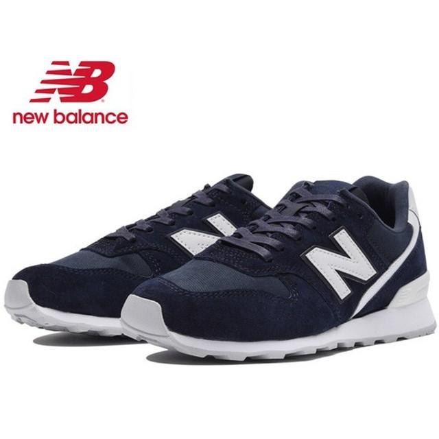 ニューバランス new balance スニーカー WR996CGN NAVY レディース 日本正規品 【靴】